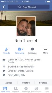 Robert Theoret RCMP Informant